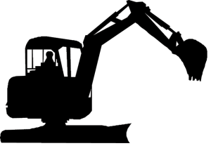 Commercial construction equipment hire